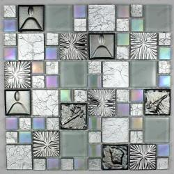 carrelage verre et céramique mosaique CENOVO