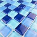 Mosaique carrelage verre SKY23
