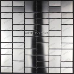 mosaico acero inoxidable cocina ducha cm-argos