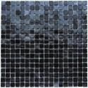 Malla mosaico de vidrio Imperial Noir
