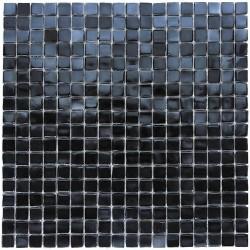 Mosaic glass Imperial Noir