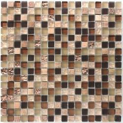 mosaique carrelage verre et pierre OTTAWA