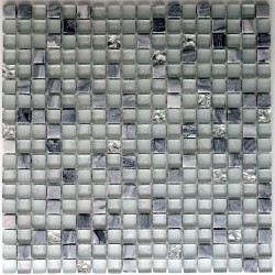 mosaic tiles glass and stone BOLIVAR