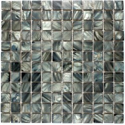 mosaic in nacre model NACRE23NOIR
