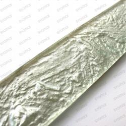 friso en mosaico de vidrio plata Fronto