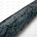 frise en verre mosaique Fronto anthracite
