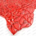 carrelage verre mosaique sol et mur OSMOSE ROUGE