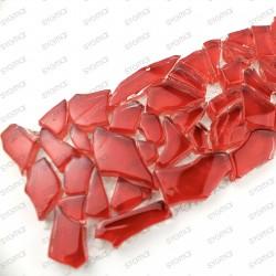 frise carrelage verre mosaique cubic