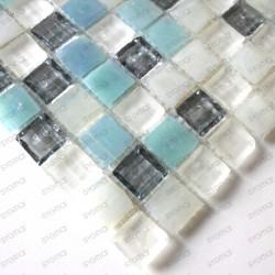 mosaïque de verre modèle CRYSTAL HOLLY