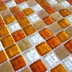 mosaïque de verre modèle CRYSTAL ICON
