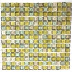 mosaico de vidrio ducha bano cocina CRYSTAL JIMY