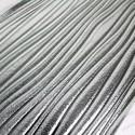 carreaux en verre métallisé modèle ARCO ARGENT
