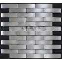 Mosaico en acero inoxydable modelo FACTORY