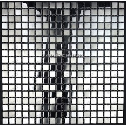 stainless steel tile kitchen splashback stainless steel mosaic Fusion