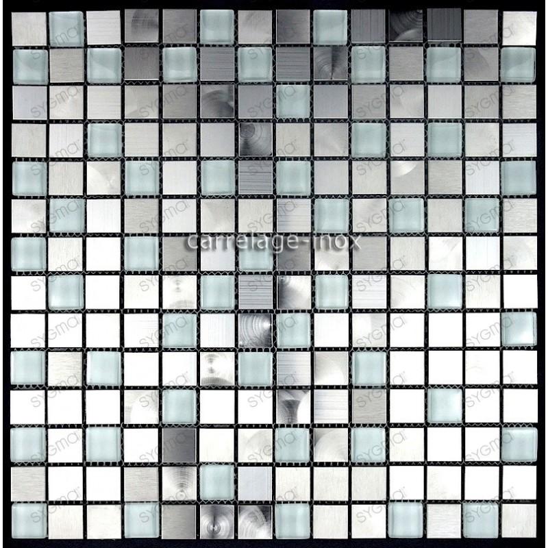 mosaico acero inoxidable cocina ducha multi reg