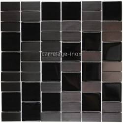 mosaico ducha acero cocina baño cm-modulo
