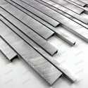 mosaico aluminio frente cocina ducha baño cm-phantom
