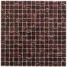 Mosaic shower pool bathroom Speculo Magenta