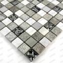 Mosaic bathroom wall and floor Atena
