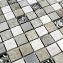 Mosaique salle de bain mur et sol SWIRI