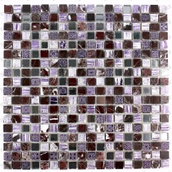 Mosaic salledebain and shower stone ADEL