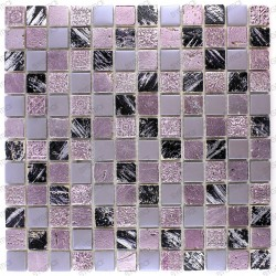 Mosaic wall salledebain and shower SOFY