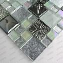 mosaico de vidrio frente de cocina bano 1m Lugano