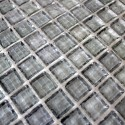 Mosaique salle de bain et credence cuisine 1m2 RECTANGULAR ROUGE