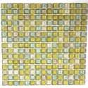 Mosaique douche salle de bain et cuisine 1m2 CRYSTAL JIMY