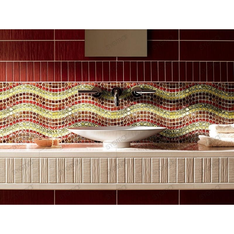 Mosaic for splashback kitchen and bathroom SHONA