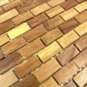 mosaique bois sol et mur modele graham
