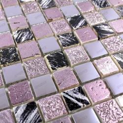 Tile mosaic bathroom and shower 1 m sofy