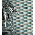 Mosaic glass for wall 1sqm model 1m-cascade