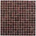 mosaique pate de verre salle de bain 1m-vitromagenta