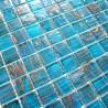 Mosaico de vidrio 1 m - vitrobleu