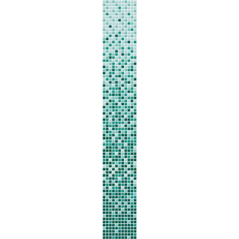 Color del degradado de mosaico de vidrio verde de VITA