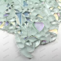 mosaique de verre modele 1m-osmoseblanc