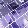 patterned glass mosaic 1m-pulpviolet