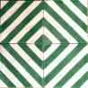 mosaico hidraulico 1m modelo chevron-vert