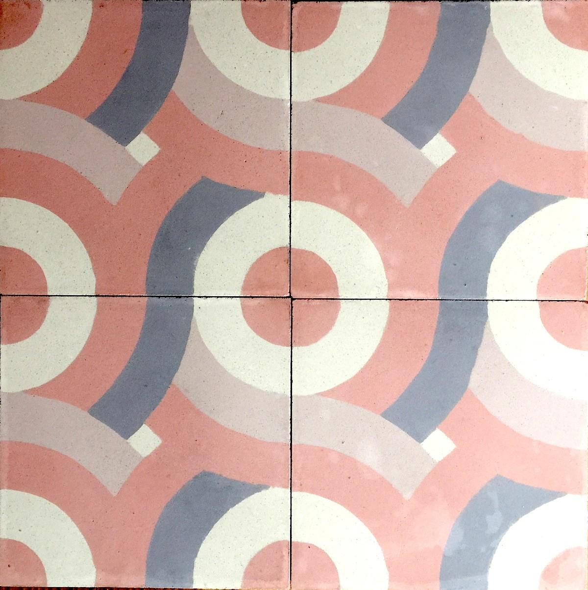Carrelage Carreaux Ciment Sol Et Mur 1m2 Modele Manon Carrelage