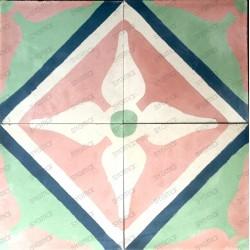 Cement tiles 1sqm model oko-01