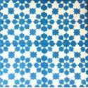 Cement tiles 1sqm model prisma-bleu