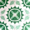 Cement tiles 1sqm model ferret-vert