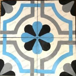 mosaico hidraulico 1m modelo incanto