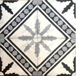 Cement tiles 1sqm model vienna