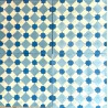 Cement tiles 1sqm model frizy-bleu