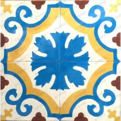 Cement tiles 1sqm model armony-02