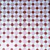 carreaux ciment pas cher sol et mur 1m2  modele frizy-rouge
