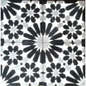 Cement tiles 1sqm model anso-noir