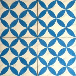 mosaico hidraulico 1m modelo sampa-bleu